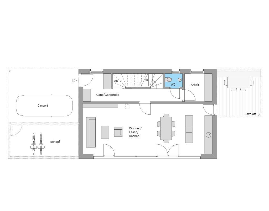 Erdgeschoss FH6